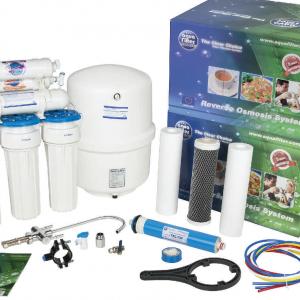 Шестиступенева система Aquafilter