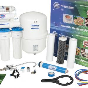 Семиступенева система Aquafilter